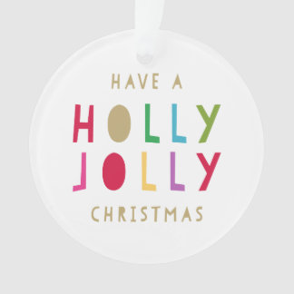 Oh By Golly | Holiday Ornament