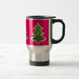 Oh Christmas tree- travel mug