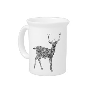 Oh Deer Pitcher