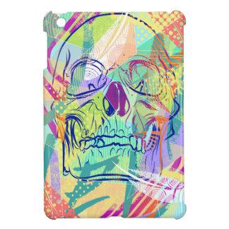 Oh Hell Sherbert Skull iPad Case