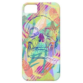 Oh Hell Sherbert Skull Phone Case