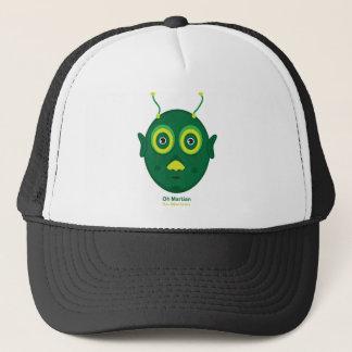 Oh Martian, My Martian Trucker Hat