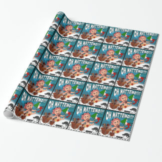 Oh MATTEINO Carta regalo Wrapping Paper