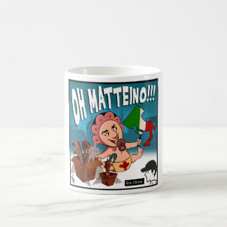 Oh MATTEINO Tazza Coffee Mug