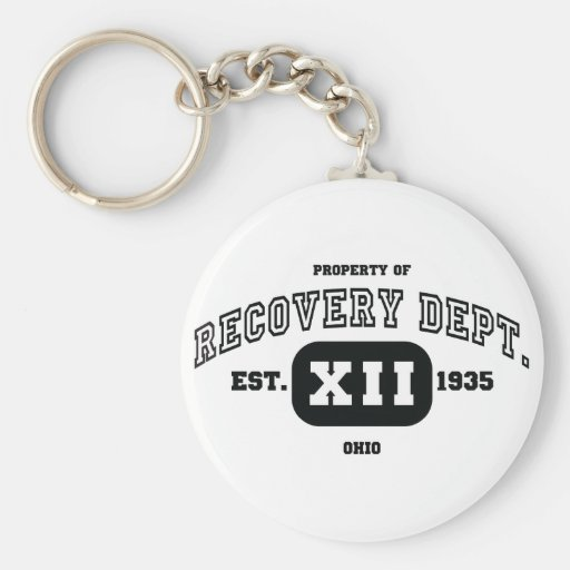 OHIO Recovery Key Chains