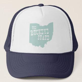 Ohio State Motto Slogan Trucker Hat