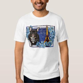OhLaLa French Bulldog Tee Shirt