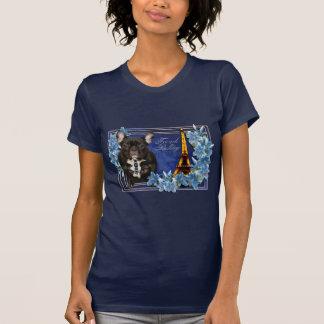 OhLaLa French Bulldog Tee Shirts