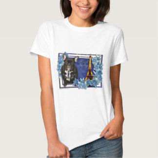 OhLaLa French Bulldog Tshirts