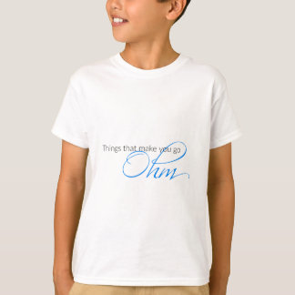 Ohm - Buddhist apparel T-Shirt