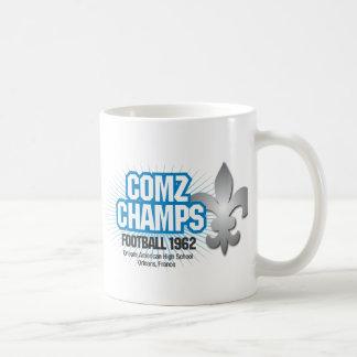 OHS ComZ 1962 Football Champs Mug
