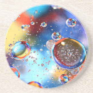 Oil And Water Drink Coaster