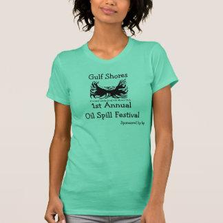 oil spill festival shirt
