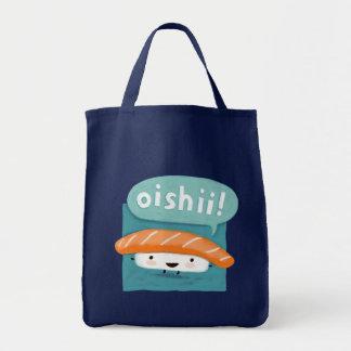 Oishii Sushi Tote Bag