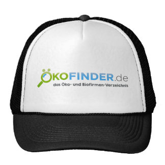 Ökofinder listing for the environment hats