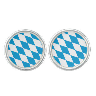 Oktoberfest, Bayern Colors Cufflinks
