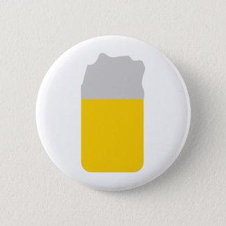 oktoberfest beer 6 cm round badge