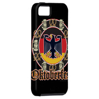 Oktoberfest Beer and Pretzels Case For The iPhone 5