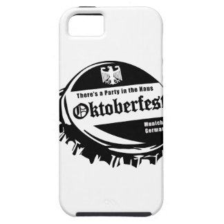 Oktoberfest Party in the Haus iPhone 5 Cases
