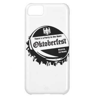 Oktoberfest Party in the Haus iPhone 5C Case
