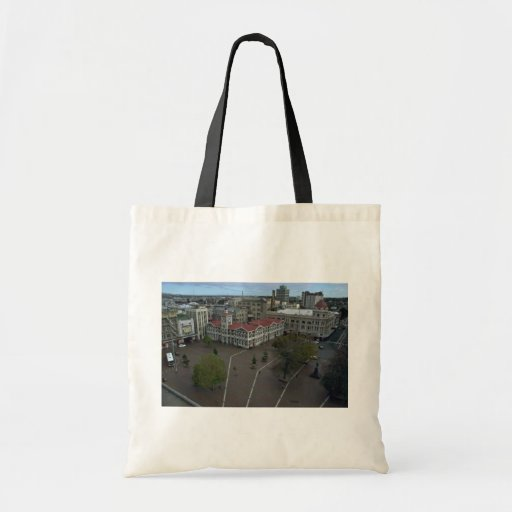 Old And New Canvas Bag