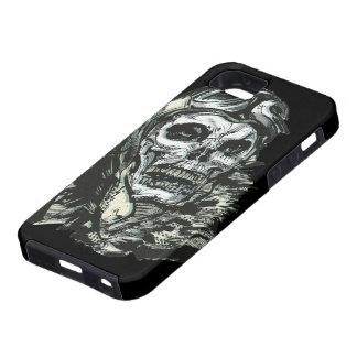 Old Aviator Skull iPhone 5 Cover