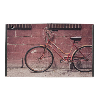 old bicycle ipad case