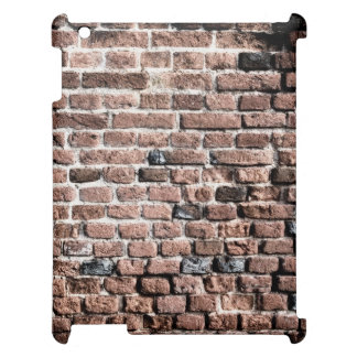 Old brick wall grunge background case for the iPad