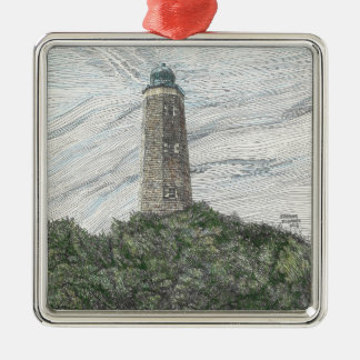 Old Cape Henry Lighthouse Ornament