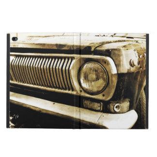 Old Classic Car Headlights Powis iPad Air 2 Case