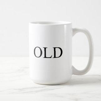 Old Coffee Mug