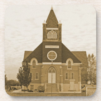 Old Country Church Coasters
