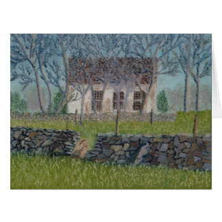Old Country Church - Mountville. Virginia Big Greeting Card
