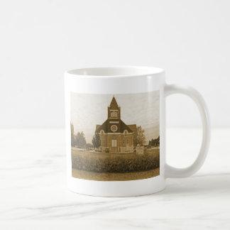 Old Country Church Classic White Coffee Mug