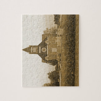 Old Country Church Puzzle