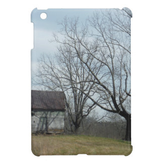 Old country home iPad mini cover