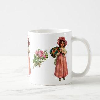 Old Fashioned Cup of Coffee Coffee Mug