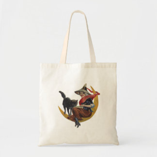 Old Fashioned Halloween Witch Bags