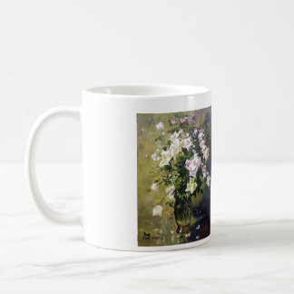 """OLD FASHIONED ROSES"" COFFEE MUG"