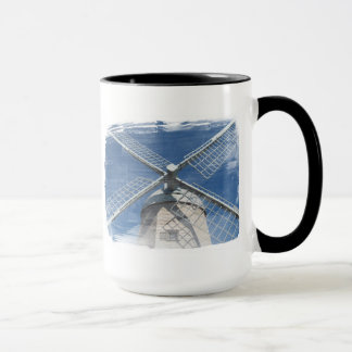 Old Fashioned Windmill Coffee Mug