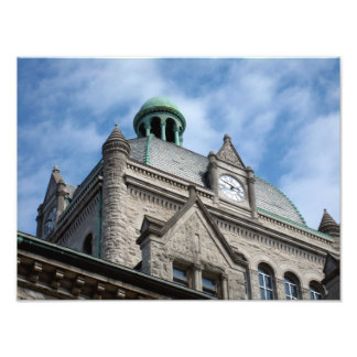 Old Fayette County Courthouse Lexington KY Photo
