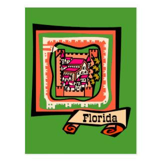 Old Florida Postcard