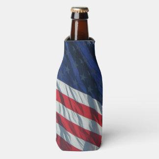 Old Glory Bottle Cooler