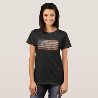 Old Glory - the American flag T-Shirt