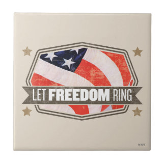 Old Glory Tile