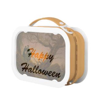 Old Halloween Lunchbox