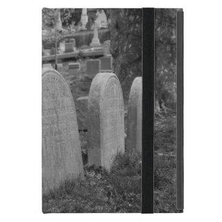 old headstones iPad mini cover