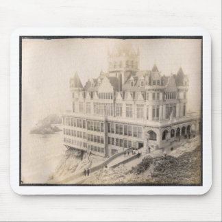 Old Hotel, Long Gone Mouse Pad