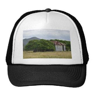 OLD HOUSE RURAL QUEENSLAND AUSTRALIA CAP