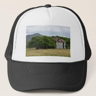 OLD HOUSE RURAL QUEENSLAND AUSTRALIA TRUCKER HAT